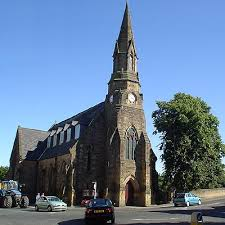 Church from Bridge St
