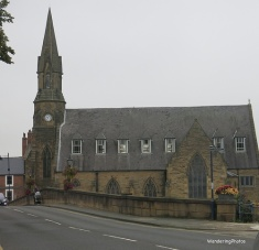 Church from Telford Bridge